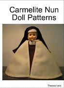 Nun Doll Pattern Book
