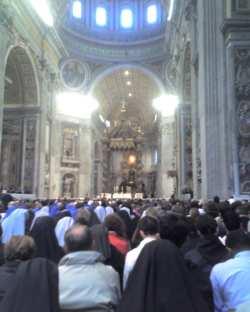 Chrism Mass 2008